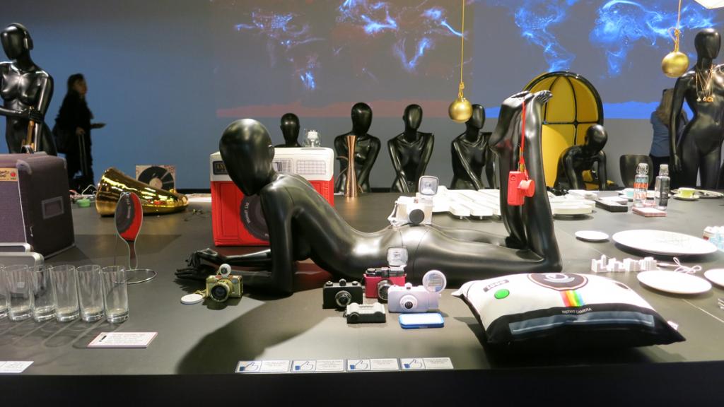 Maison&Objet 2014 / Smart Life de Vincent Grégoire de Nelly Rodi