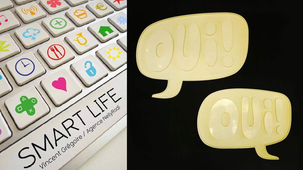 Maison&Objet 2014 : Smart Life de Vincent Grégoire / Nelly Rodi