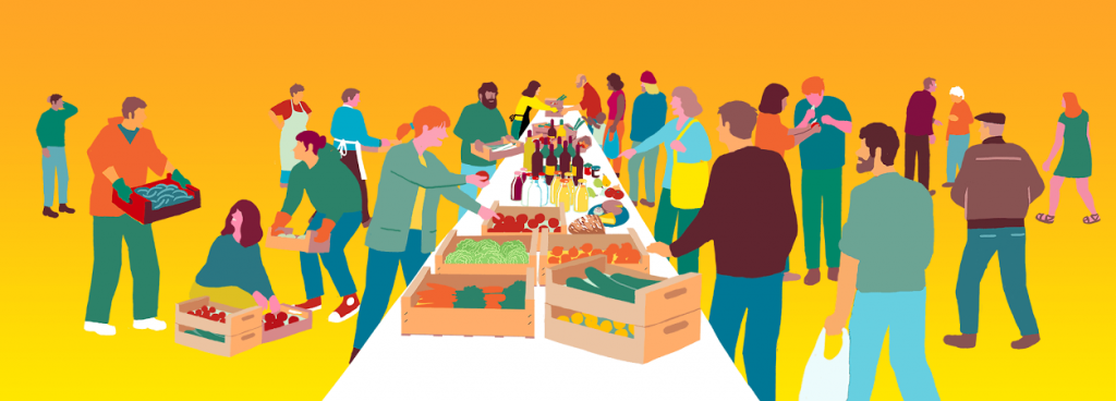 La Ruche qui dit Oui !, la consommation alternative locale
