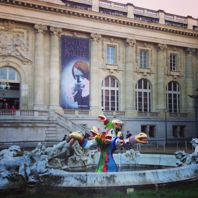 Niki de Saint Phalle, tambours battants
