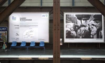 Quand l'art prend le métro