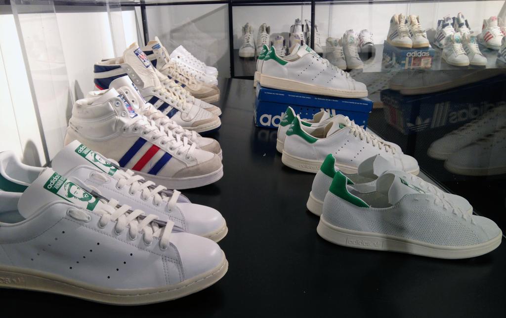 adidas histoire