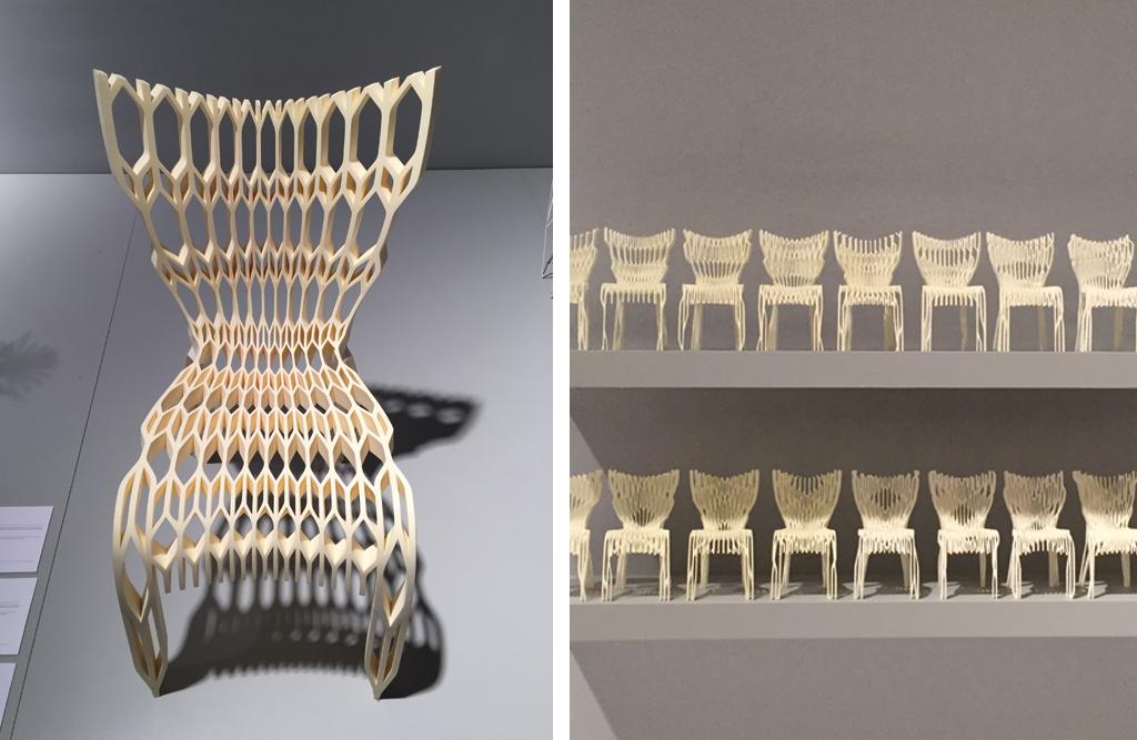 Techno Made - Salon Maison & Objet Paris 2015 - impression 3D