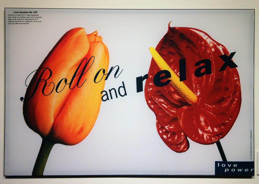Pas que de la pub ! Une exposition sur le marketing suédois à l'Institut Suédois de Paris