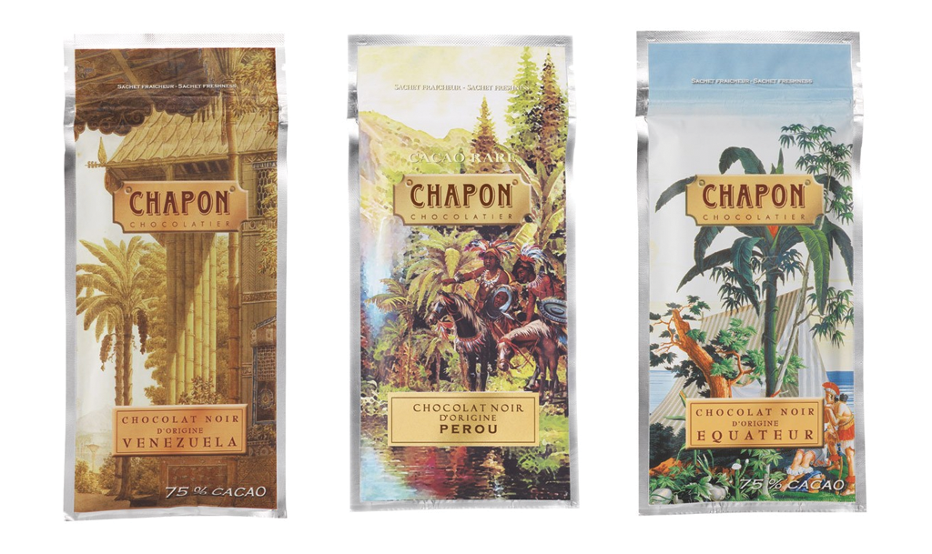 Chocolat : autant de packagings que de discours de marques - chapon