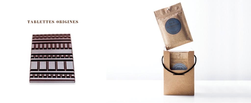 Chocolat : autant de packagings que de discours de marques - Ducasse