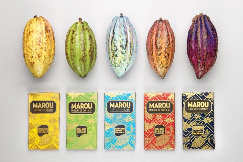 Chocolat : autant de packagings que de discours de marques - marou