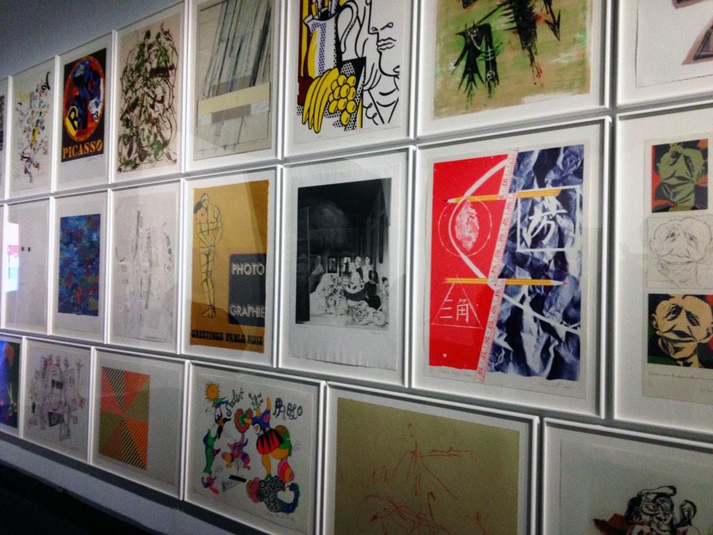 Exposition Picasso au Grand Palais