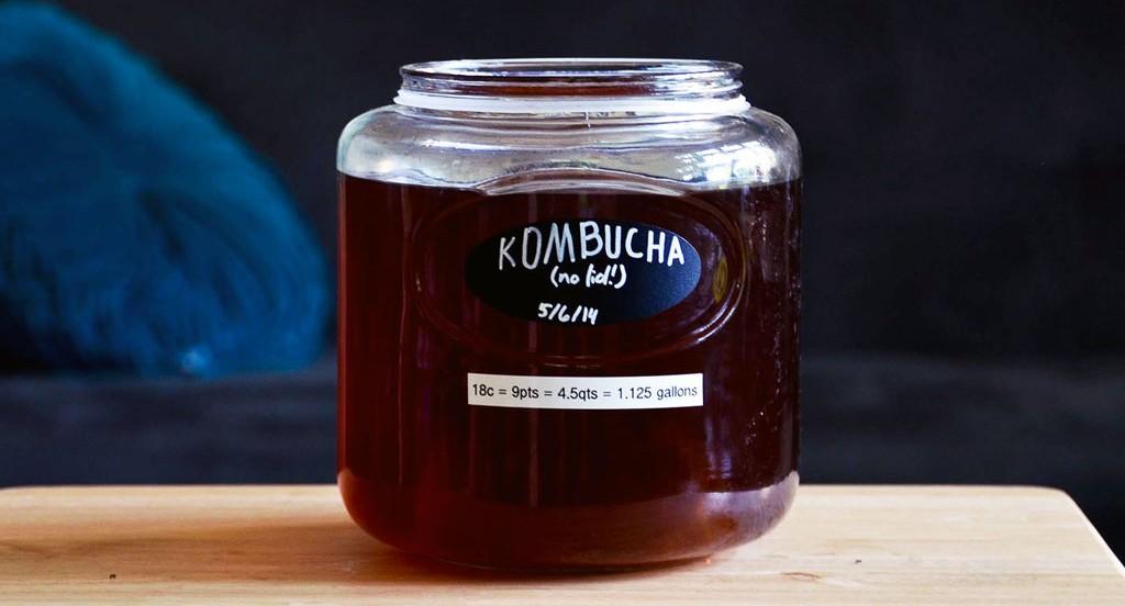 Kombucha : le fermenté en plein dans la tendance healthy-living
