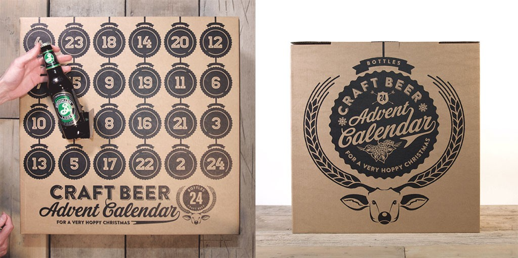 calendrier de l'avent 2015 : entre coup marketing et magie de Noel pour des consommateurs de tous âges