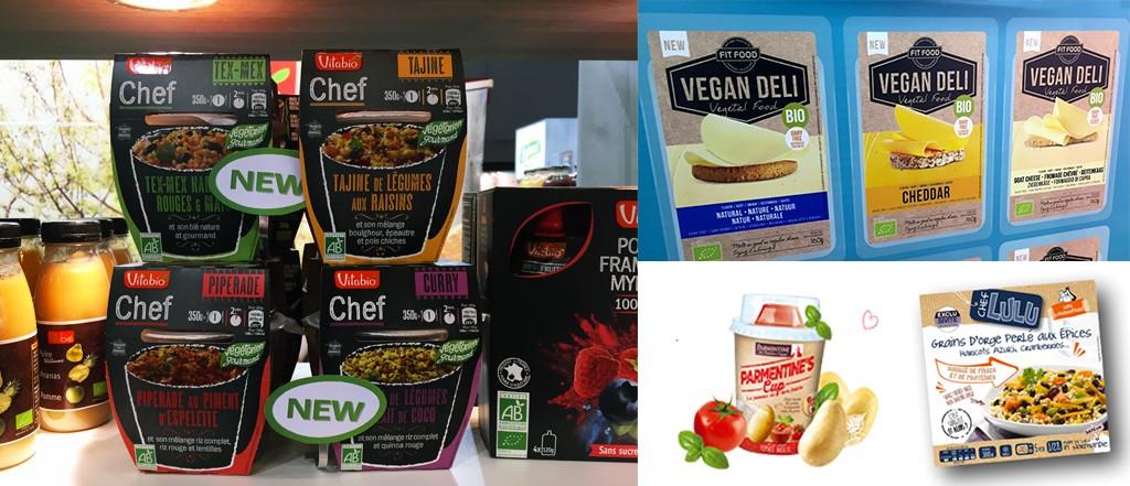 L'avenir du food : le SIAL et les tendances alimentaires décryptées avec le healthy snacking