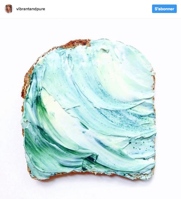 Instagram et le food : une histoire de set design