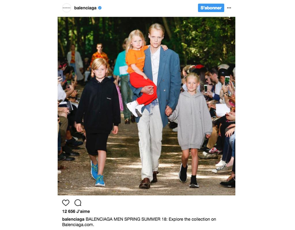 Balenciaga, une maison de luxe de la normalité