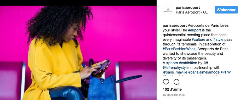 Photo-reportage : un nouveau format du quotidien pour la campagne Aéroport de Paris