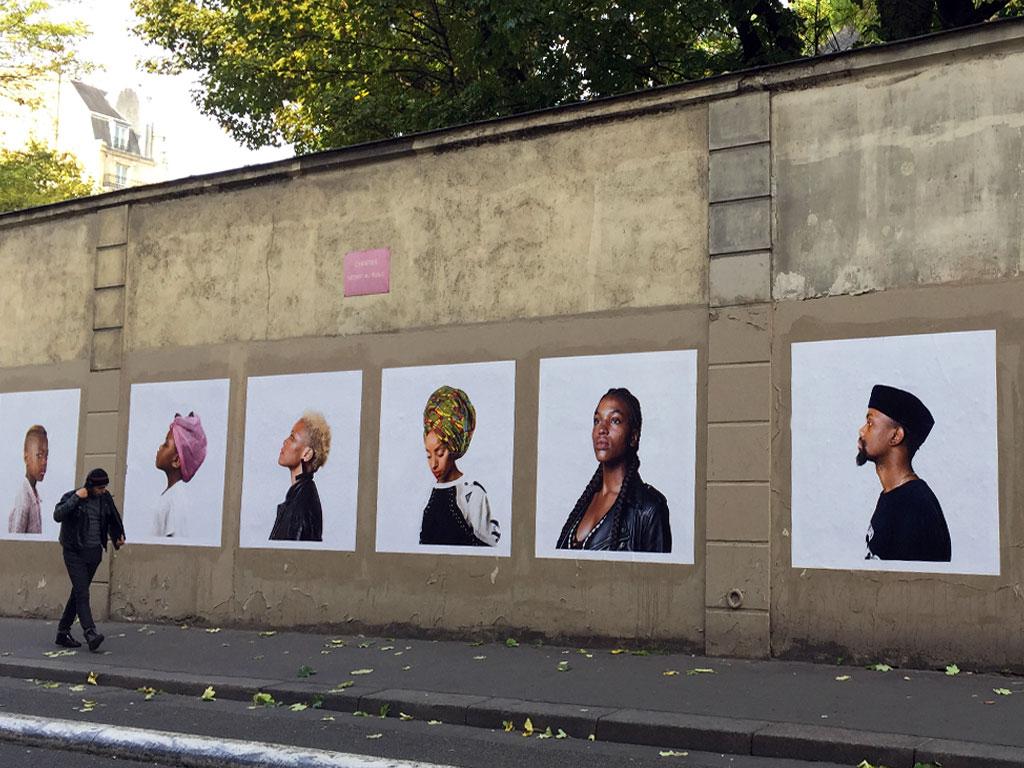 Rencontres Photographiques du 10ème à Paris : Hélène Jayet - Colored Only, Chin Up !
