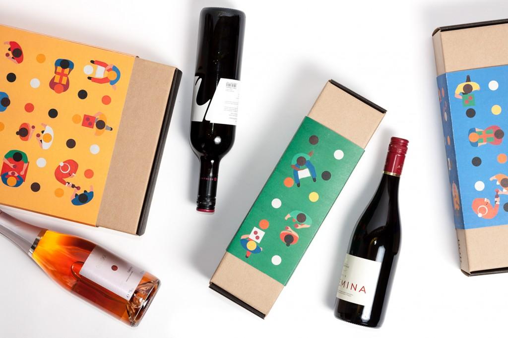 Le design packaging à Noël : une sélection de l'agence Curius et Inouï - Submachine