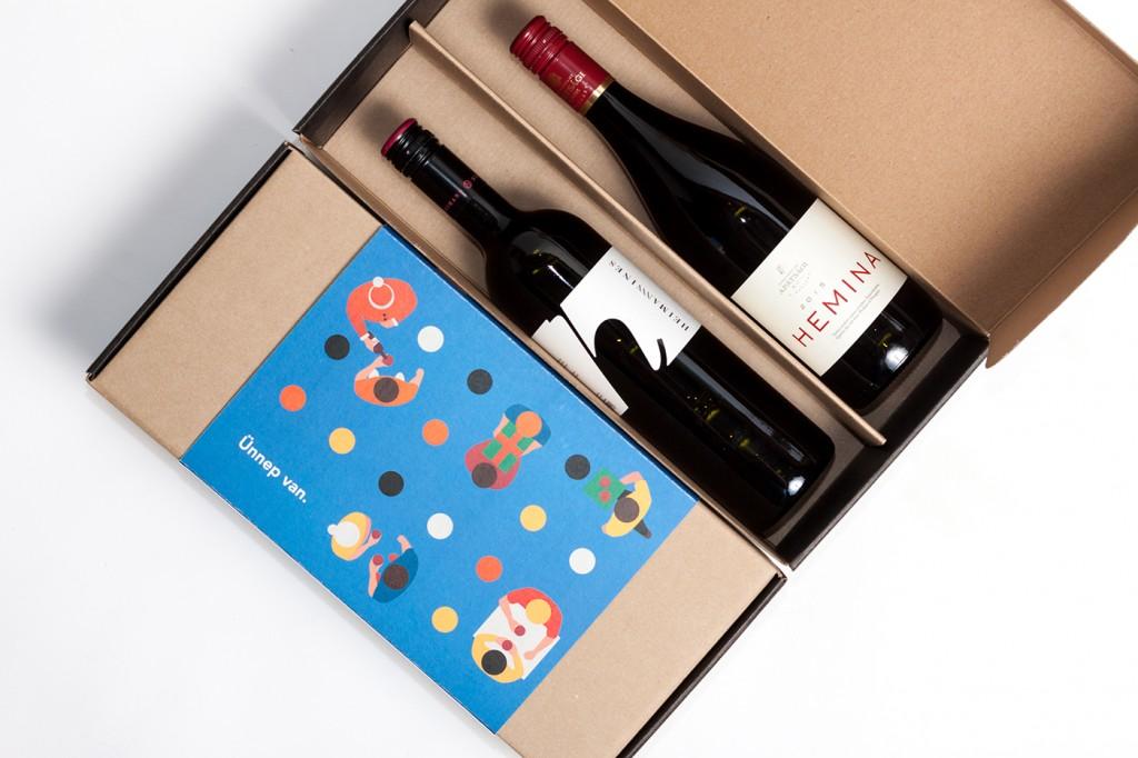 Le design packaging à Noël : une sélection de l'agence Curius et Inouï