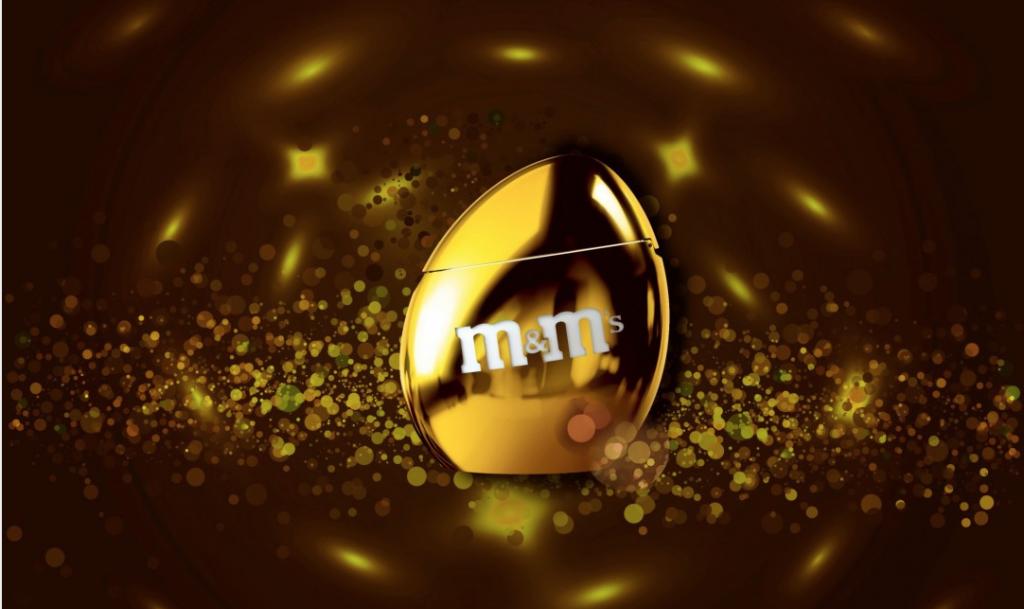 M&M's Celebration : un packaging réalisé par l'agence de consumer design Inouï basée à Paris