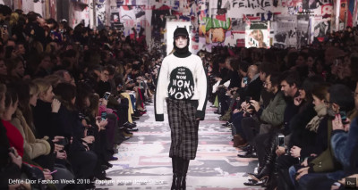 Fashion Week : la mode s'engage