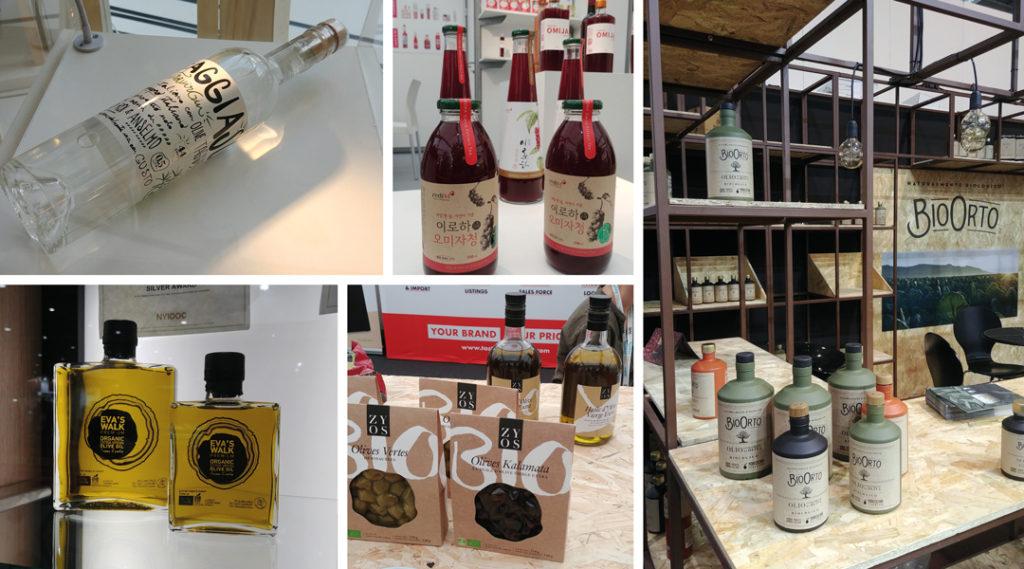 SIAL PARIS 2018 : retour du salon de l'alimentation ou l'agence consumer design Inouï et l'agence design branding Curius se sont rendues.
