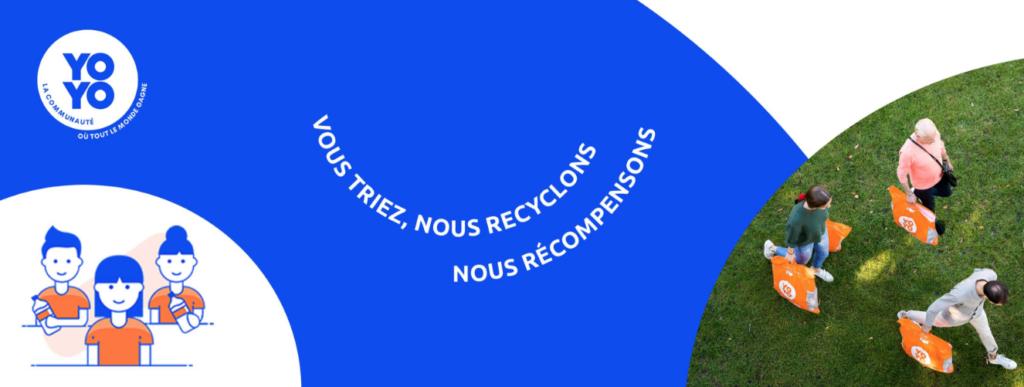Les startups eco-responsables : Yoyo et le tri des déchets