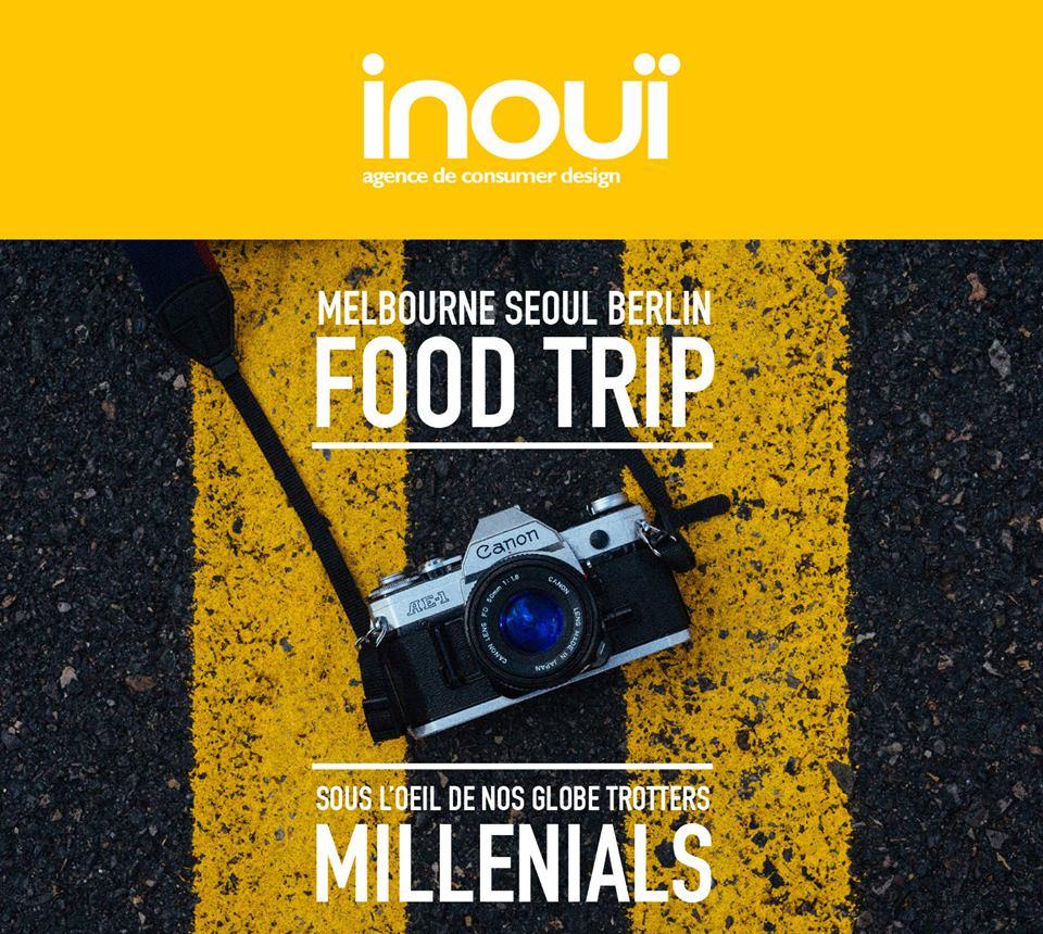 Inouï food trip