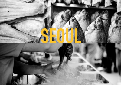 INOUÏ FOOD TRIP / PART III / Séoul