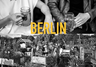 INOUÏ FOOD TRIP / PART II / BERLIN